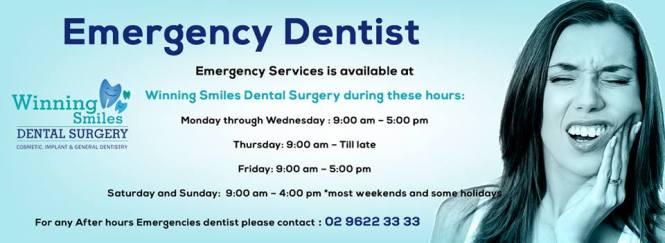 Emergency Dentist - Bella Vista - Kellyville